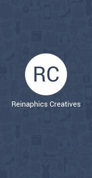 Reinaphics Creatives poster