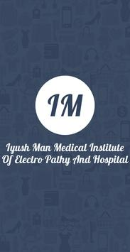 Iyush Man Medical Institute Of Electro Pathy And H poster