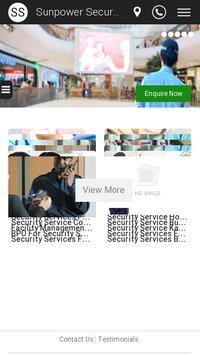 sunpower security & detective screenshot 1