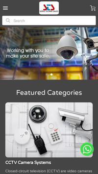 Serve Techno Sales poster
