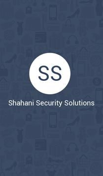 Shahani Security Solutions poster