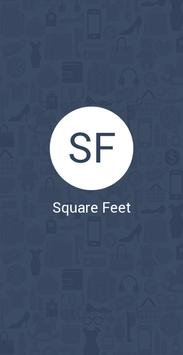 Square Feet poster
