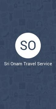 Sri Onam Travel Service poster