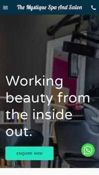 The Mystique Spa And Salon screenshot 1