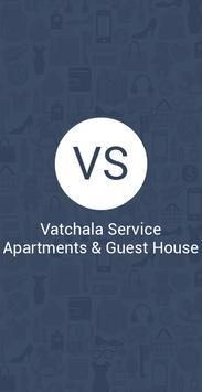 Vatchala Service Apartments & poster