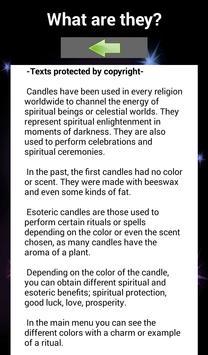 Esoteric Candles screenshot 5
