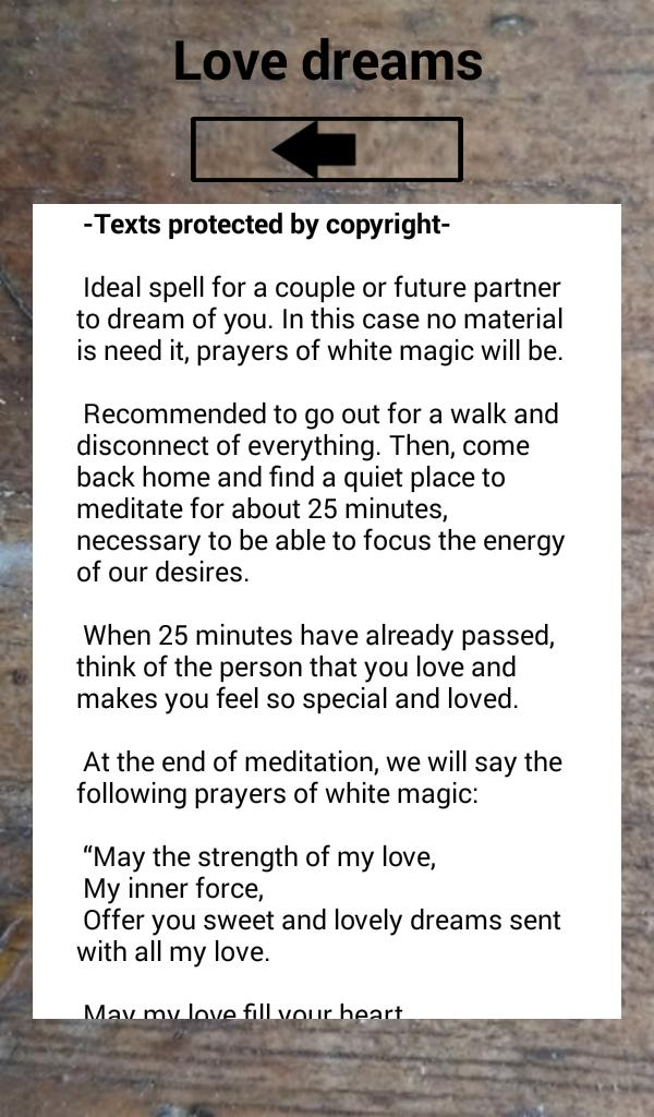 Love Spells and rituals for Android - APK Download