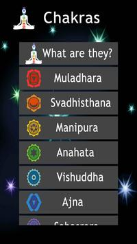 The Chakras and Mantras poster