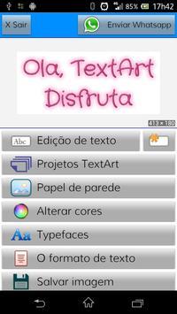 TextArt Cartaz