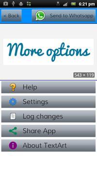 TextArt imagem de tela 10