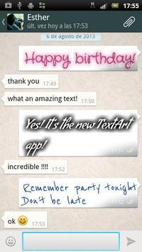 TextArt imagem de tela 3