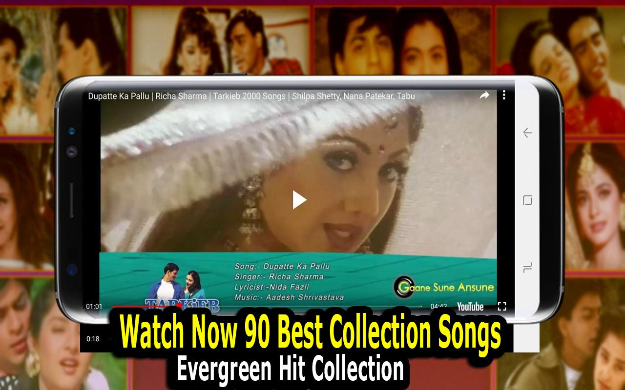 Lata Asha Alka Udit Kumar Sanu 90s Hit Songs For Android Apk