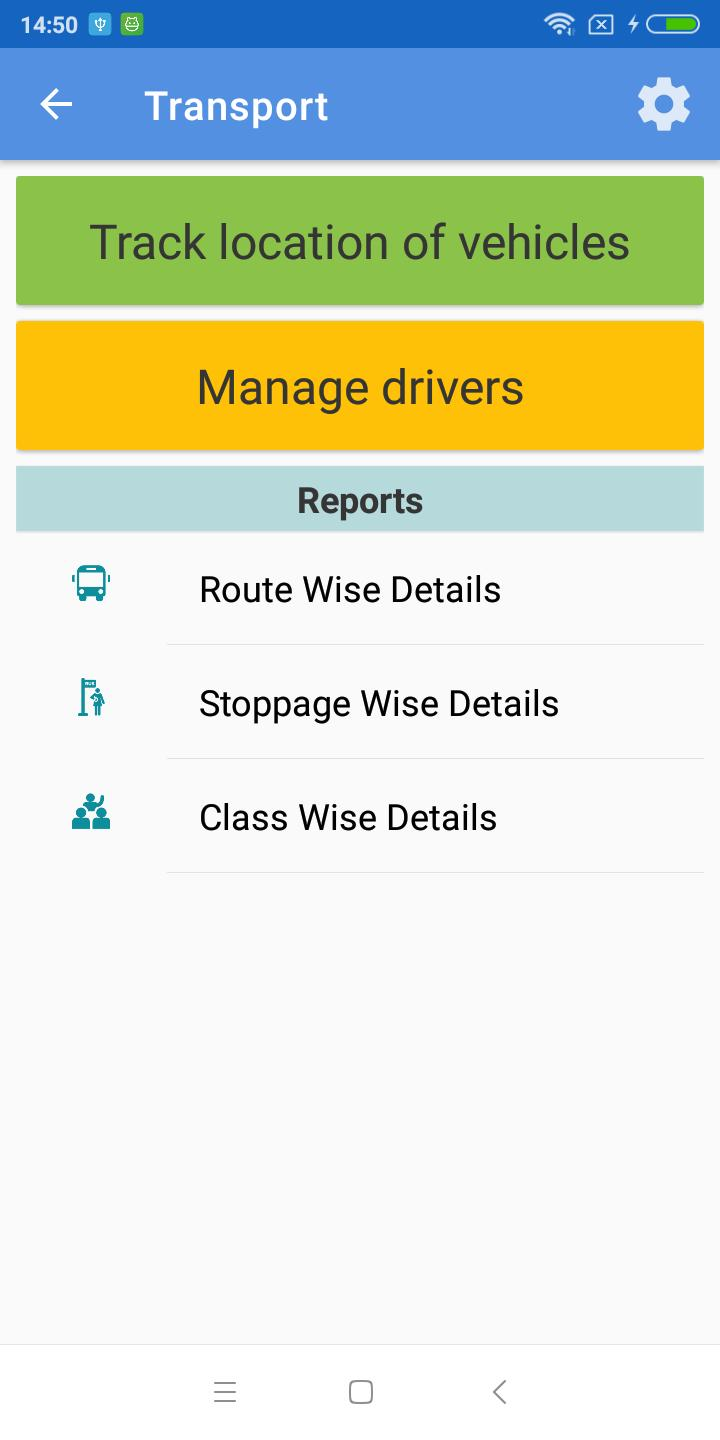 FREE/ PAID Phone App for School Parents & Staffs for Android - APK