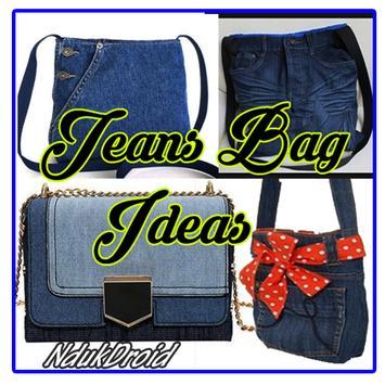Jeans Bag Ideas poster