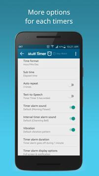 Multi Timer screenshot 3