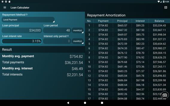 Multi Calculator ảnh chụp màn hình 13