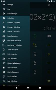 Multi Calculator ảnh chụp màn hình 16