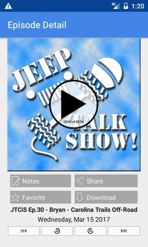 Jeep Talk Show poster