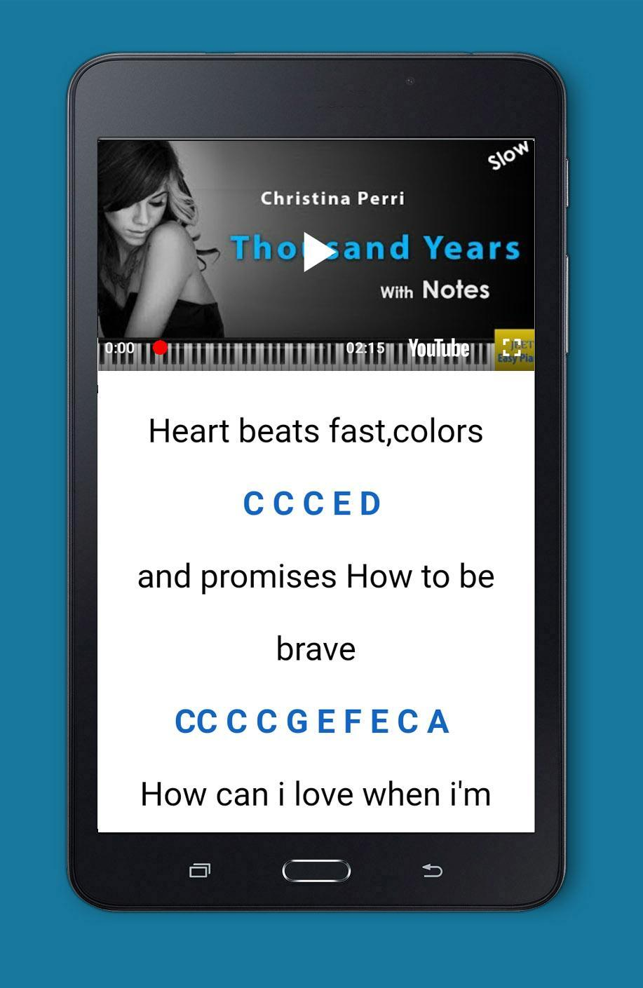 Jeet Easy Piano Notes for Android - APK Download