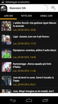 Bianconeri 24h screenshot 1