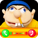 Fake Call Jeffy The Puppet And chat APK Android