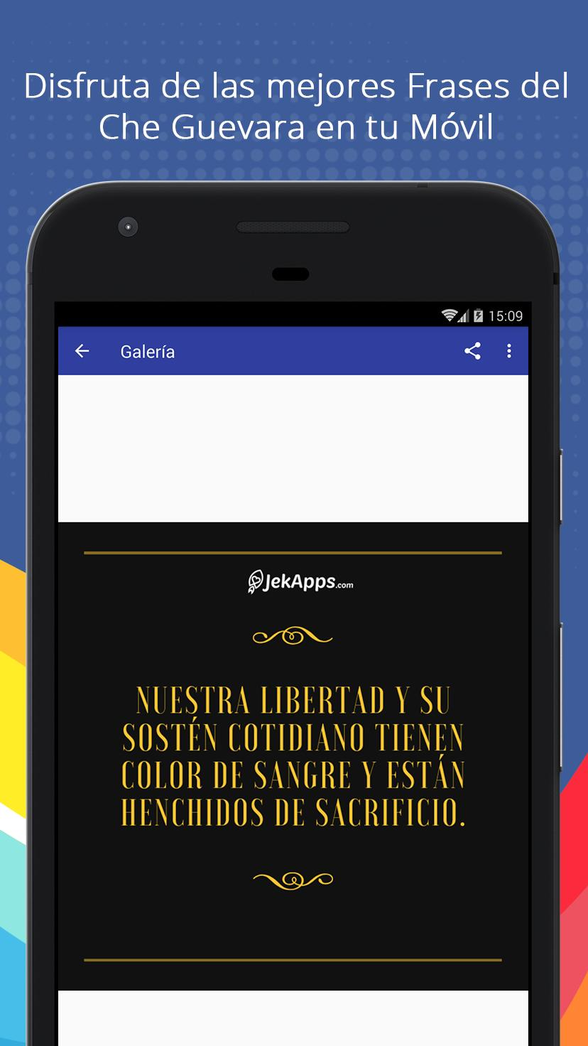 Frases Del Che Guevara For Android Apk Download