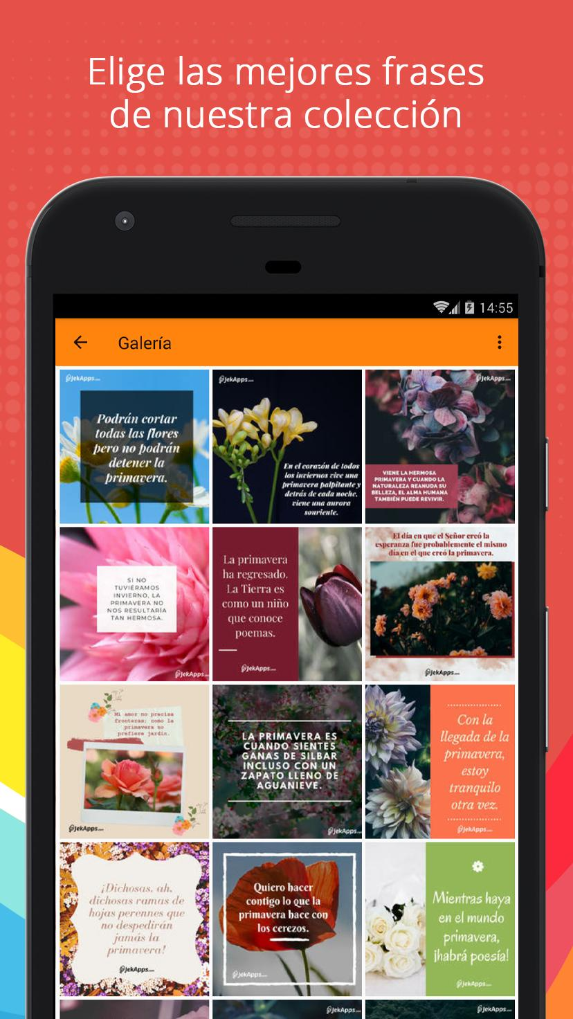 Frases De Primavera For Android Apk Download