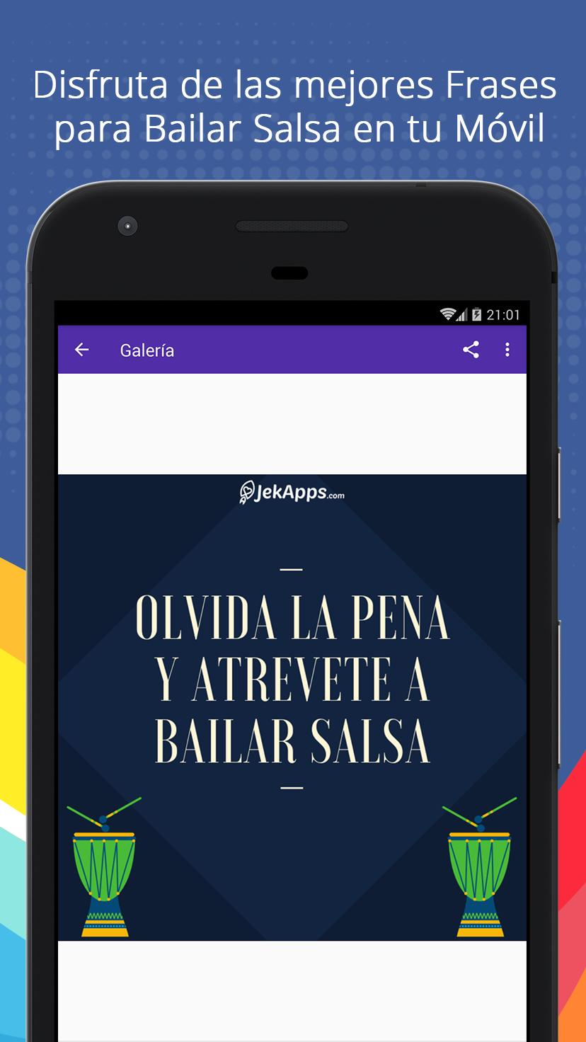Frases Para Bailar Salsa For Android Apk Download