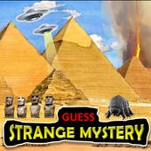 Strange Mystery Quiz icon