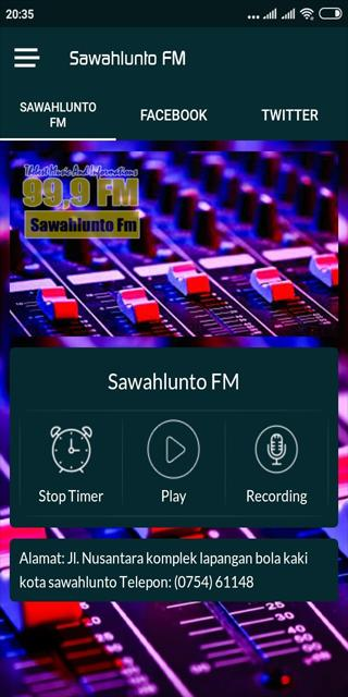 Sawahlunto Fm For Android Apk Download