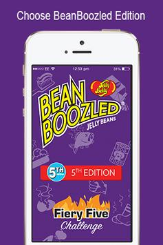 Jelly Belly BeanBoozled poster