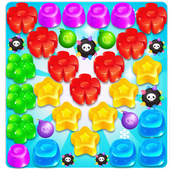 JellyPop Sweet Boom Fever icon