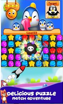 JellyPop Sweet Boom Fever screenshot 1