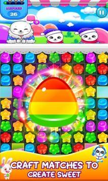 JellyPop Sweet Boom Fever screenshot 2