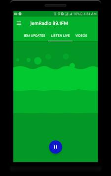 JemRadio screenshot 2