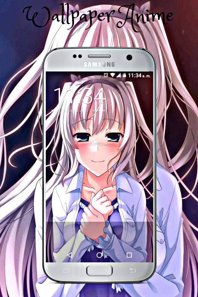 Anime Wallpaper Live Girl Full Hd Kawaii Images For Android Apk