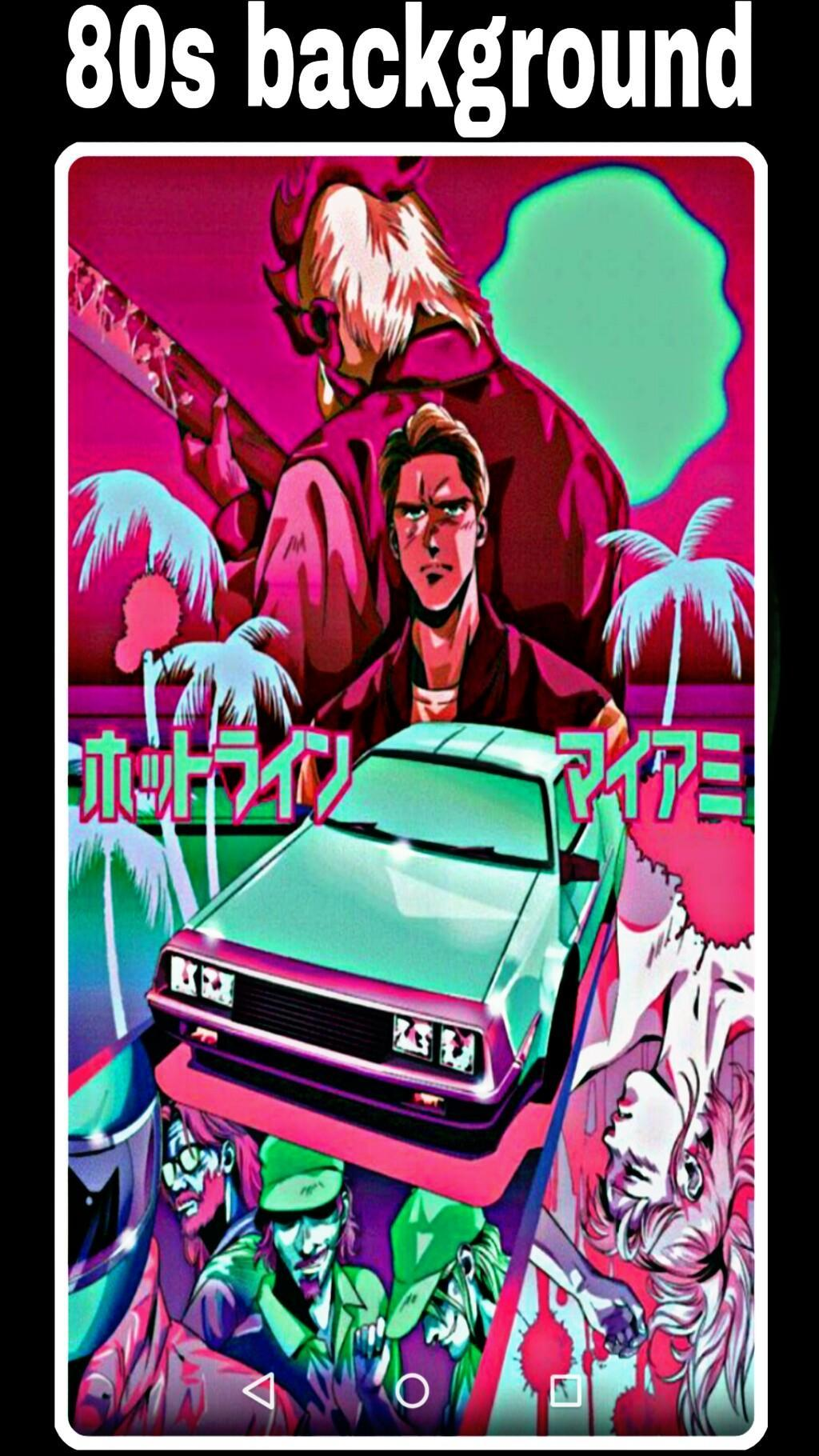 80s background for Android - APK Download