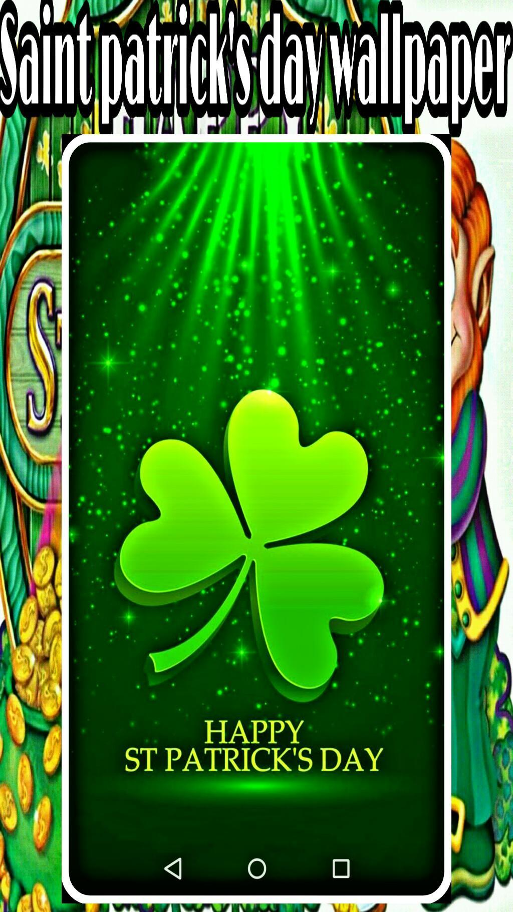 Saint Patricks Day Wallpaper For Android Apk Download