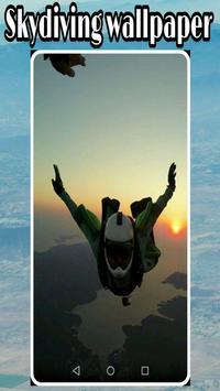 skydiving wallpaper screenshot 3