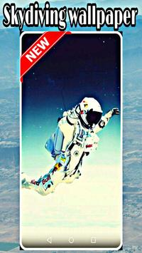 skydiving wallpaper screenshot 4
