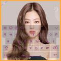 Jennie Kim Blackpink Keyboard Theme