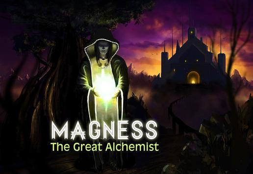 Magness - The Great Alchemist poster