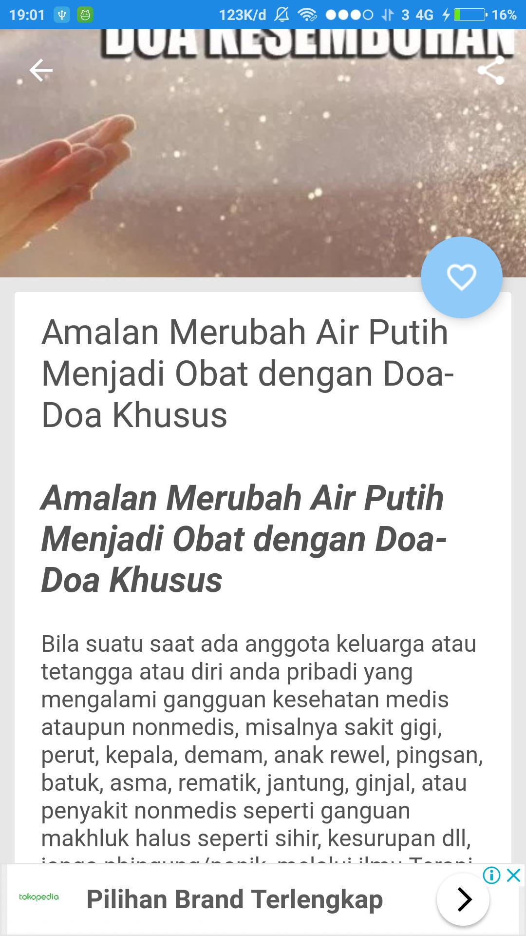 Doa Pengobatan For Android Apk Download