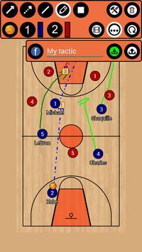 농구전술 보드 스크린샷 2