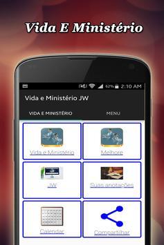 Vida e Ministério poster