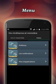 Vie chrétienne et ministère screenshot 13