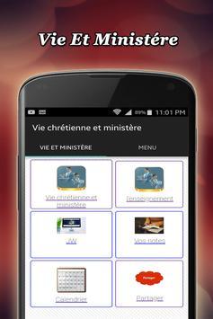 Vie chrétienne et ministère screenshot 7