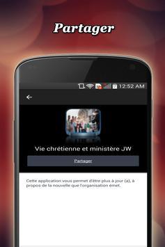 Vie chrétienne et ministère screenshot 5