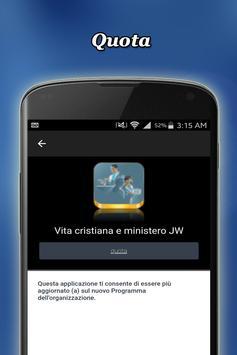 Vita cristiana e ministero JW screenshot 5