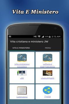 Vita cristiana e ministero JW poster